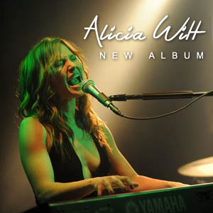 Actress and musician Alicia Witt - new album